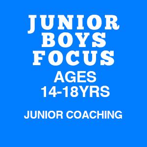 Junior Boys Focus